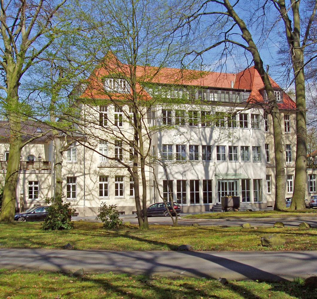 Hauptverwaltung in Mülheim an der Ruhr