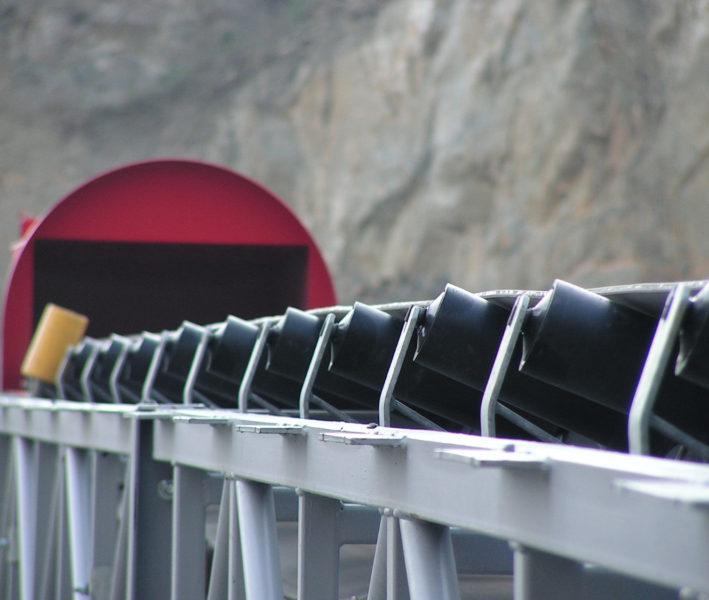 STEINHAUS plastic conveyor rollers