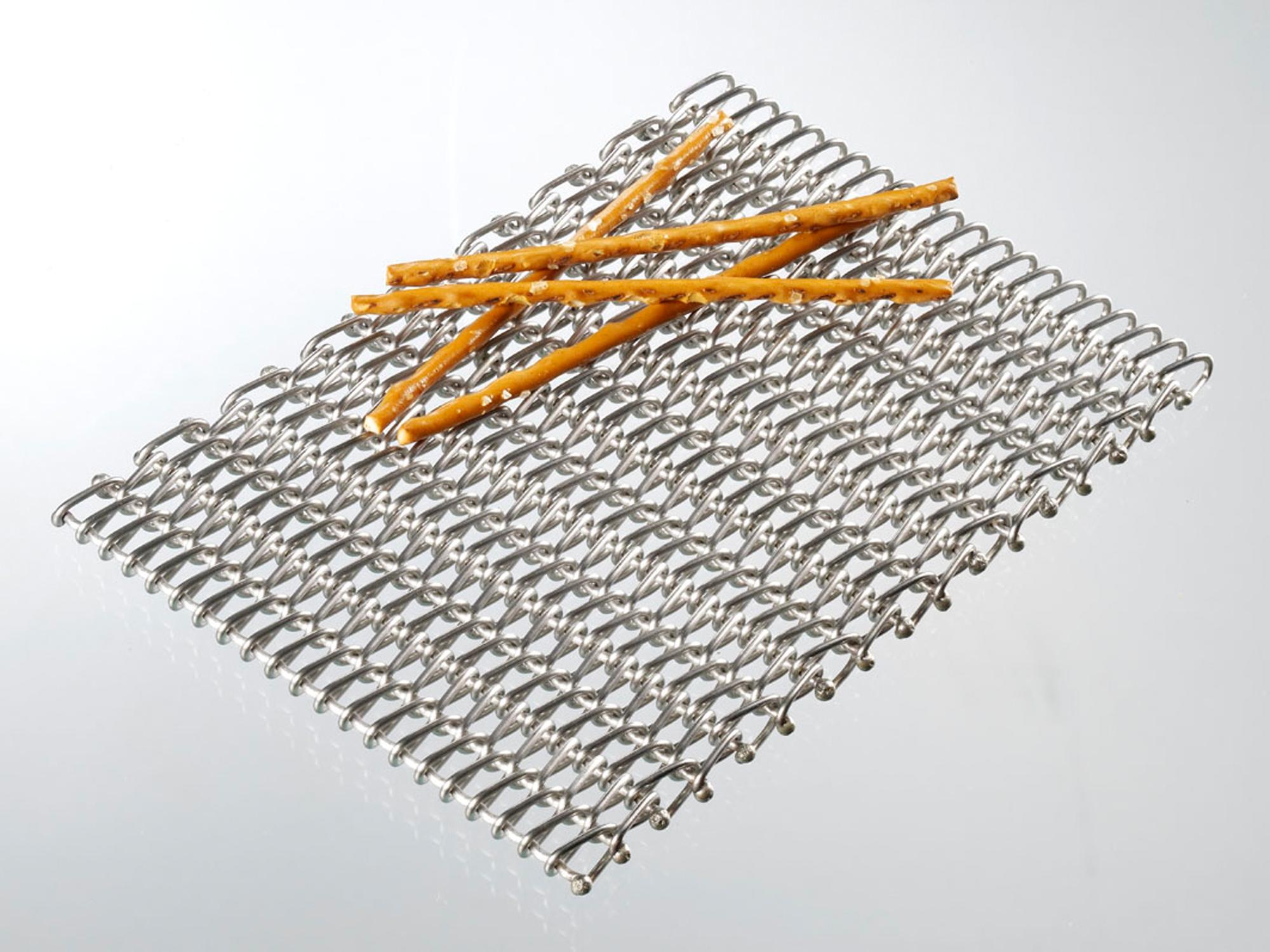 STEINHAUS Braided link belt of Group 400
