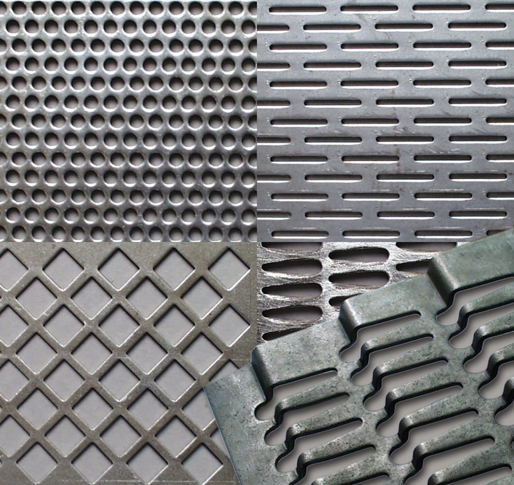 STEINHAUS perforated plates