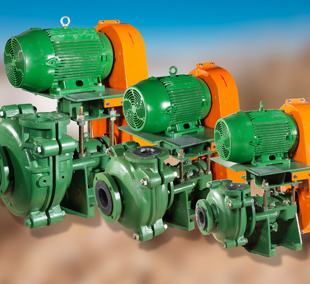 STEINHAUS MULTOTEC Slurry Pumps
