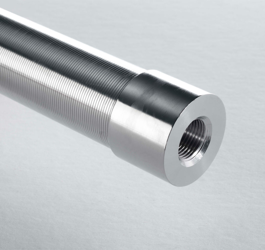 STEINHAUS OPTIMA high precision filter tube for the beverage industry