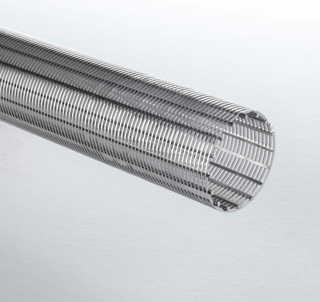 STEINHAUS OPTIMA high precision filter tube without reinforcement
