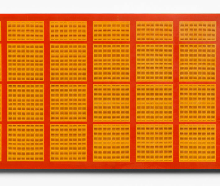 STEINHAUS Polyurethane Screen Panel Spaltoflex