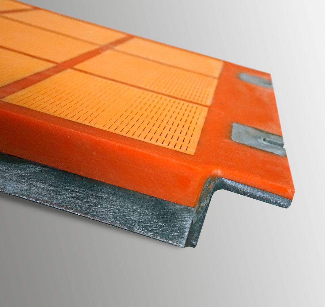 STEINHAUS Polyurethane frame screen field