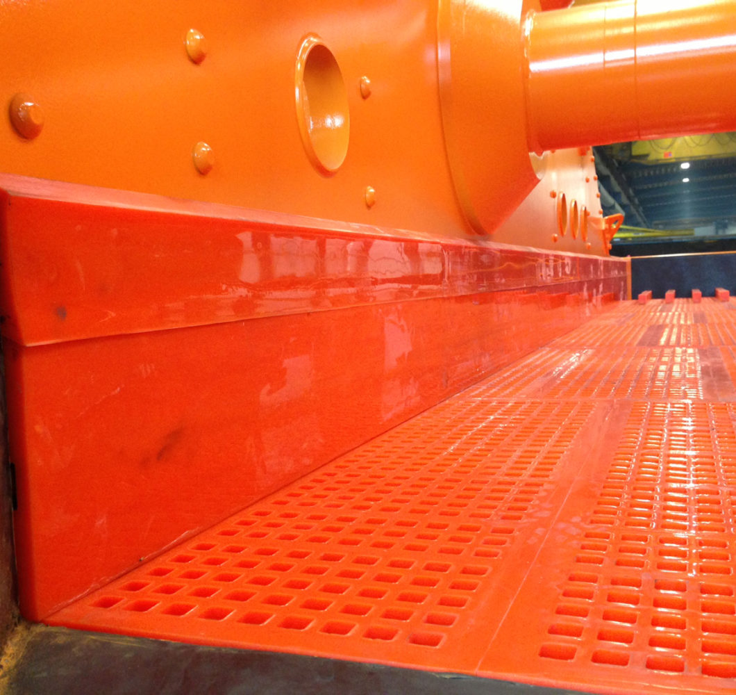 STEINHAUS polyurethane wear protection