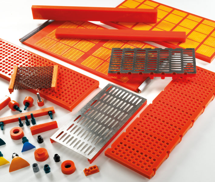 Polyurethane Screens & Accessories