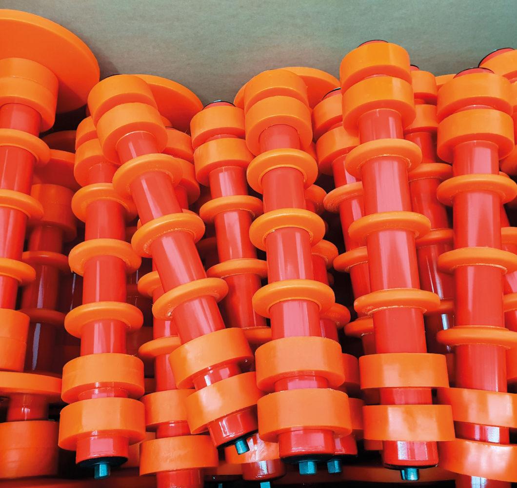 STEINHAUS Polyurethane Support Rings