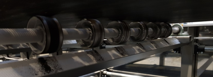 Not advisable. Non-solid support rollers