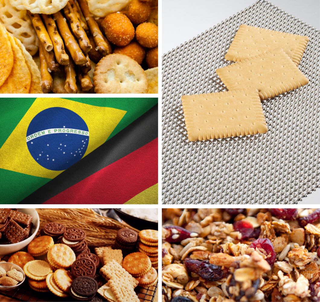 New contact person for the food industry in Brazil